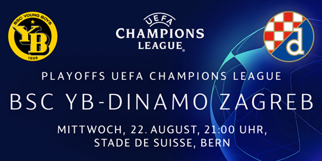 22.08.: Champions League Qualifikation